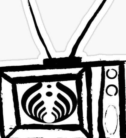 Bass TV nectar Sticker