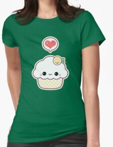 Cute Lemon Cupcake T-Shirt