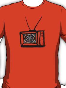 trippy bass tv T-Shirt