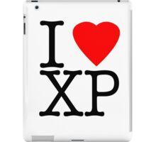 I love XP - I love RPG Experience Ny parody iPad Case/Skin