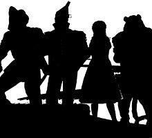 Wizard of Oz by monicabiltz