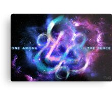 Coheed and Cambria Keywork Poster Metal Print
