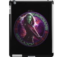 Gamora - Guardians Of The Galaxy iPad Case/Skin