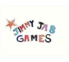 Jimmy Jab Games - Brooklyn Nine Nine Art Print