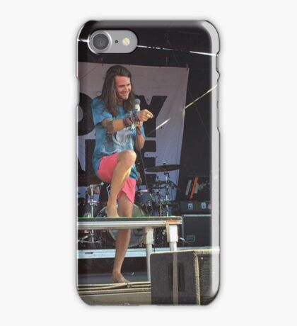 Mayday Parade Derek Sanders iPhone Case/Skin