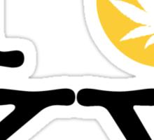 I Dab KY (Kentucky) Sticker