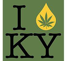 I Dab KY (Kentucky) Photographic Print