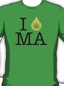 I Dab MA (Massachusetts) T-Shirt