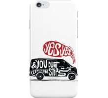 Yes Yes Y'all iPhone Case/Skin