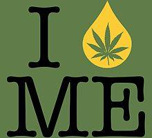 I Dab ME (Maine) by LaCaDesigns