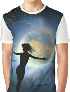 Fury Dance II Graphic T-Shirt
