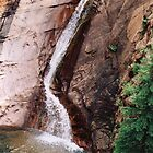 Seven Falls, Colorado by Lori Peters