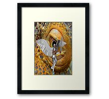 Dragon Slayer 4 Framed Print
