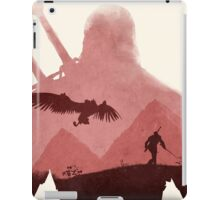 The Witcher (No Text) iPad Case/Skin