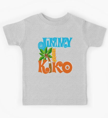 Jimmy Meets Kiko Kids Tee
