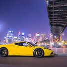 Ferrari 458 Speciale by Jan Glovac Photography