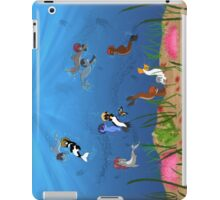 Free Eternal Summer Pony All together iPad Case/Skin