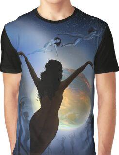 Fury Dance Graphic T-Shirt