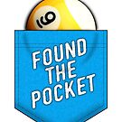 9 BALL POCKET by BKLOUNGE