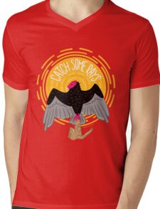 Catch Some Rays - Vulture Mens V-Neck T-Shirt