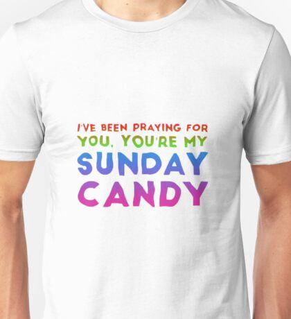 Chance The Rapper | Sunday Candy (3) Unisex T-Shirt