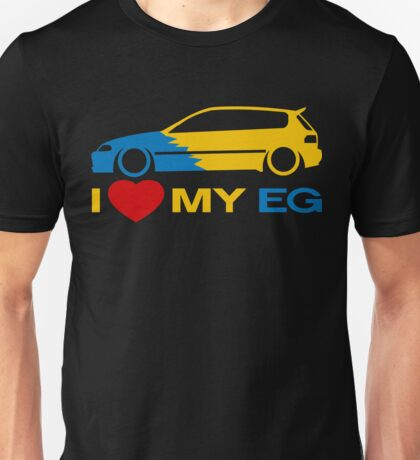 I Love My EG Unisex T-Shirt