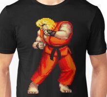 Street Fighter 2 Ken Unisex T-Shirt