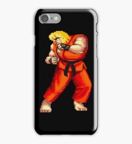 Street Fighter 2 Ken iPhone Case/Skin