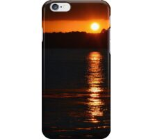 A Dark Sunset iPhone Case/Skin