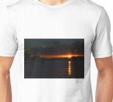 A Dark Sunset Unisex T-Shirt