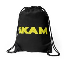 SKAM logo Drawstring Bag