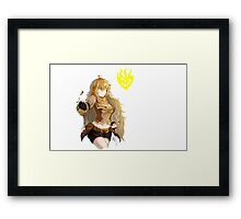 Yang Xiao Long Framed Print