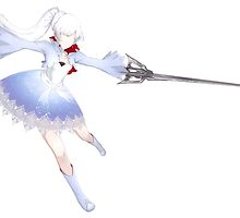 Weiss Schnee by sherillicious