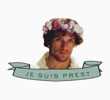 Jamie Fraser Je Suis Prest Flower Crown by jvmiefraser