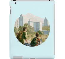 The Last of Us - Can't Deny the View iPad Case/Skin
