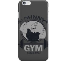 Johnny Gym iPhone Case/Skin
