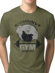Johnny Gym Tri-blend T-Shirt