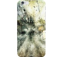 Rainy Night Surreal Landscape Abstract iPhone Case/Skin