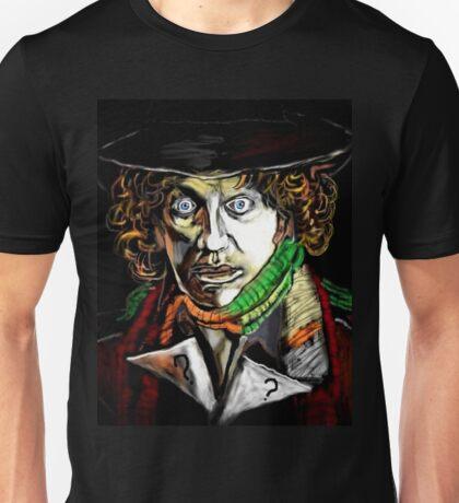 Dr. Who Tom Baker Unisex T-Shirt