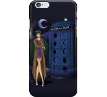 Sailor Time Lord iPhone Case/Skin