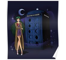 Sailor Time Lord Poster