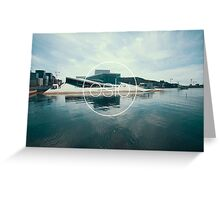 The Opera House - Oslo, Norway Greeting Card