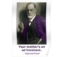 Oedipus Complex (feat. Sigmund Freud) Poster