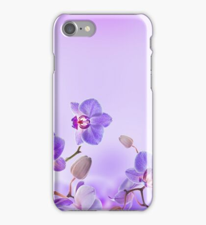 Flowers Art Abstract iPhone Case/Skin