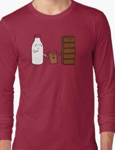 Milk + Chocolate Long Sleeve T-Shirt