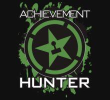 Achievement Hunter Splatter by Skootaloo