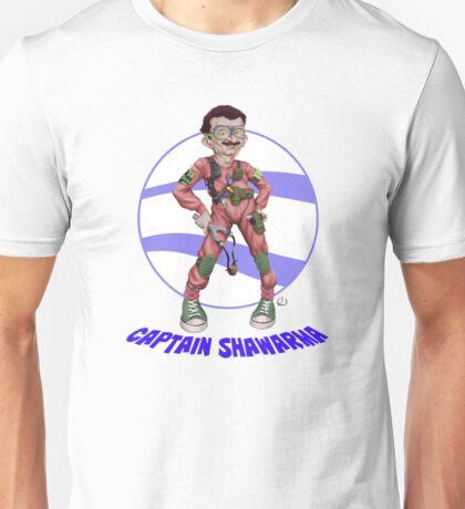 Captain Shawarma Unisex T-Shirt