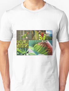 Collage from Portugal (Madeira) 4 - Travel Photography Unisex T-Shirt