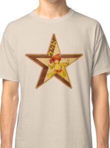 Wood Star Classic T-Shirt