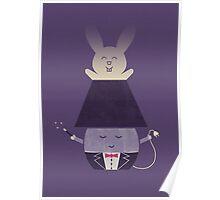 Magic Lamp Poster